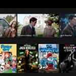 Netflix sur une tablette Android