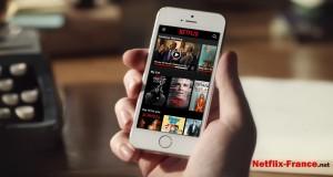 Netflix sur l'iPhone et iPad