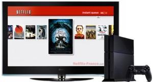 Netflix sur la PS4