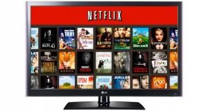 Netflix sur une Smart TV