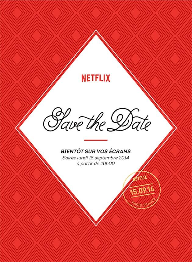 Netflix soirée 15 septembre