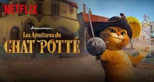 Les Aventures du Chat Potté sur Netflix