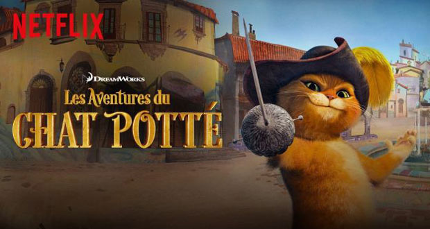 Les Aventures du Chat Potté saison 1 en français