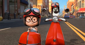 M. Peabody et Sherman sur Netflix