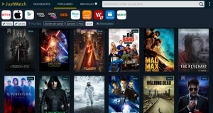 Justwatch streaming film et série tv