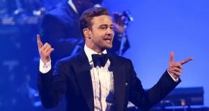 Justin Timberlake concert streaming