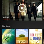 Application Netflix sur Windows