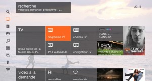 Netflix sur TV d'Orange