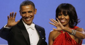 Barack et Michelle Obama