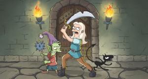 Désenchantée Matt Groening