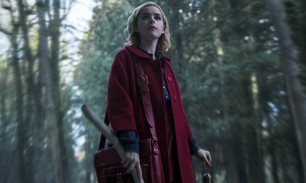 Sabrina l'apprentie sorcière Netflix