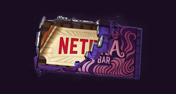 Charlie et la chocolaterie Netflix