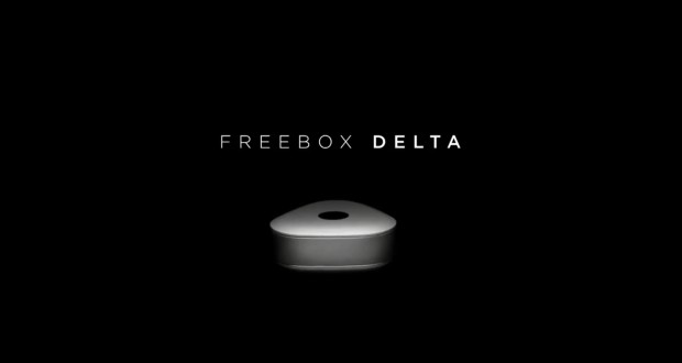 Nouvelle Freebox 2018 Delta One